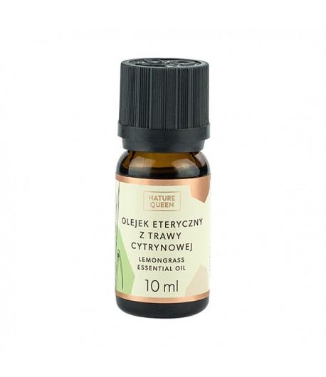 Olejek eteryczny - trawa cytrynowa - Nature Queen 10 ml
