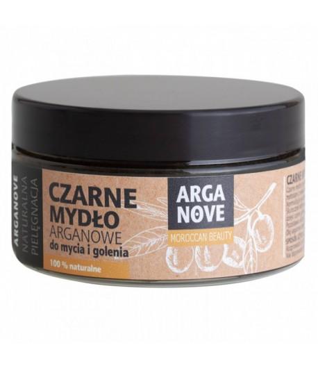 Czarne Mydło (savon noir) z olejem arganowym - Beaute Marrakech 100g