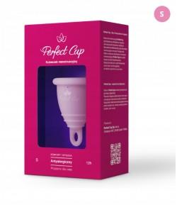 Kubeczek menstruacyjny S - pudrowy róż - Perfect Cup