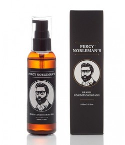 Scented Beard Oil Zapachowy olejek do brody - Percy Nobleman 100 ml