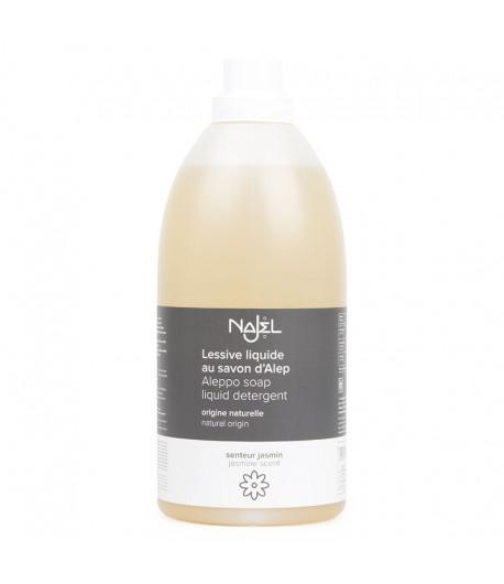 Detergent na bazie mydła Aleppo pachnący Jaśminem - Najel 2 l