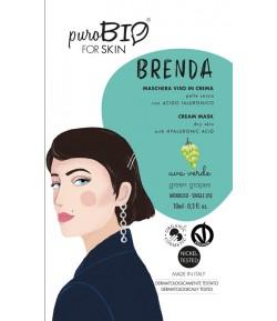 Brenda 03 - maseczka z zielonym winogronem do cery suchej - PuroBIO 10ml