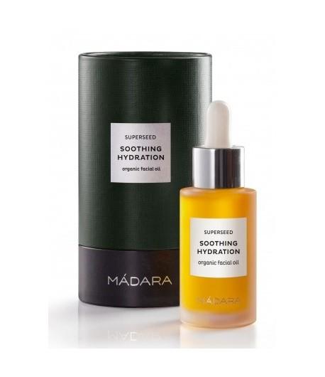 Superseed Organiczny olej do twarzy Kojące Nawilżenie - Madara 30 ml