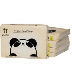 Bambusowe chusteczki z balsamem 5 pack - ZUZii 5x40 szt.