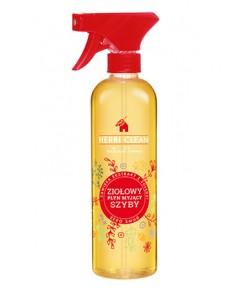 Ziołowy płyn do mycia szyb - Herbi Clean 500 ml