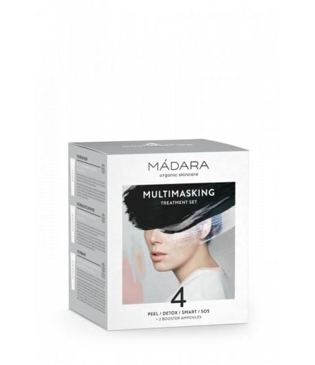 Zestaw maseczek - Multimasking Treatment - Madara
