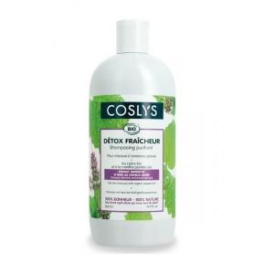 Szampon do włosów przetłuszczających się - Coslys 500 ml