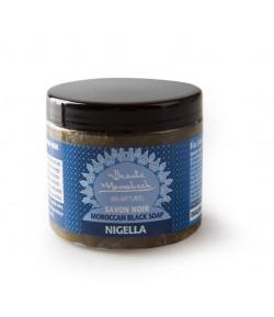 Czarne Mydło (savon noir) z olejkiem z czarnuszki - Beaute Marrakech 200 g