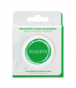 Prasowany puder jęczmienny - Ecocera 10 g