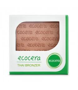 Bronzer prasowany Thai - Ecocera 10 g