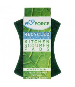 Eko czyścik do silnie zabrudzonych powierzchni - EcoForce 3 szt.