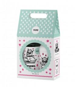Zestaw mydło i balsam Zimowa Herbata - Yope