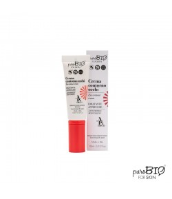 Krem pod oczy nawilżający - przeciwzmarszczkowy - PuroBIO 10ml