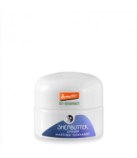 Sheabutter ultradelikatny krem dla cery alergicznej skłonnej do podrażnień - Martina Gebhardt 15 ml