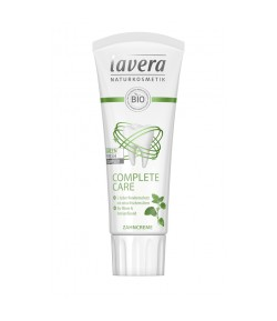 COMPLETE CARE Naturalna pasta do zębów z fluorem i bio-miętą - Lavera 75 ml