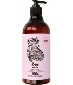 Mydło w płynie - Bez i Wanilia - Yope 500 ml
