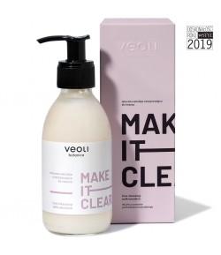 Mleczna emulsja oczyszczająca do twarzy MAKE IT CLEAR - veoli botanica 200 ml
