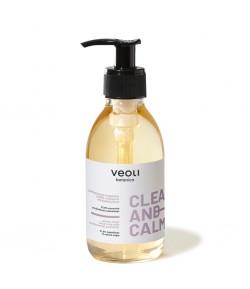 Regenerująco - nawilżające mydło o działaniu antybakteryjnym - veoli botanica 195 ml