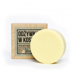 Odżywka do włosów w kostce - Mydlarnia Cztery Szpaki - 55 g