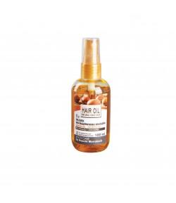 Bio Olejek do olejowania włosów - Argan i Opuncja - Beaute Marrakech 100 ml