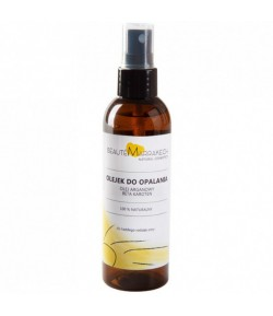 Olejek do opalania z beta-karotenem i olejem arganowym - Beaute Marrakech 100 ml