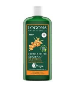 Szampon regenerująco-pielęgnacyjny z Rokitnikiem - Logona 250 ml