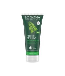 Odżywka do włosów z bio-pokrzywą - Logona 200 ml