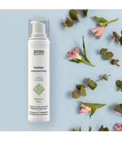 Regulujące serum do twarzy - Balance Base - Avebio 50 ml