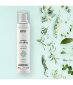 Nawilżajace serum do twarzy - Moist Base - Avebio 50 ml