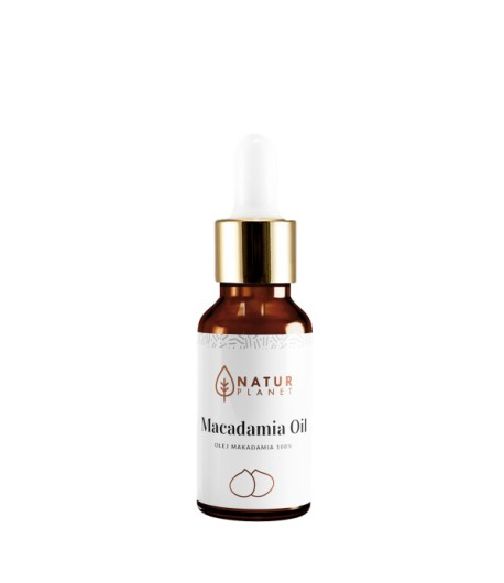 Olej Macadamia - Natur Planet 50 ml
