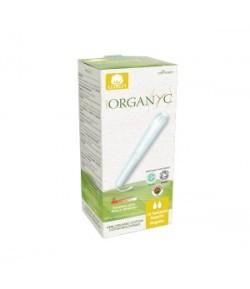 Tampony higieniczne z aplikatorem Regular 16 szt. Organyc