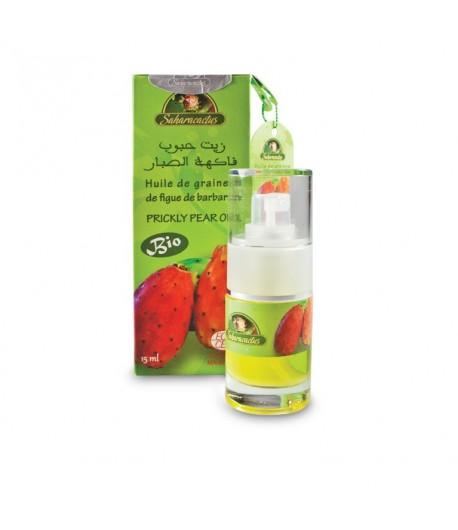 Olej z nasion Opuncji Figowej - Saharacactus 15 ml