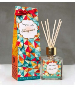 Dyfuzor zapachowy - Honeysuckle - Song of India 100 ml
