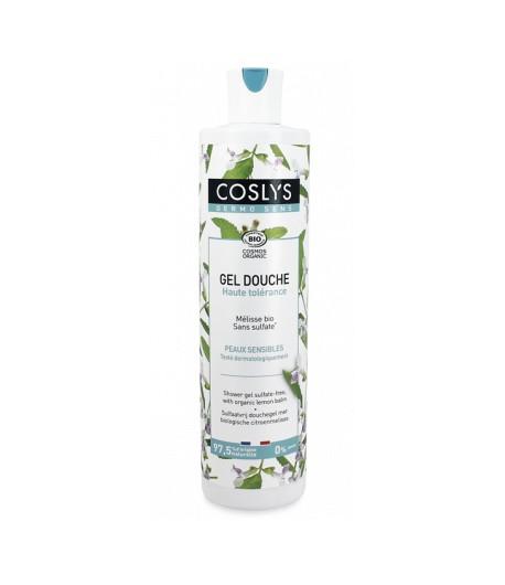 Żel pod prysznic z organiczną melisą - COSLYS 380ml