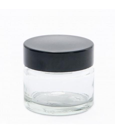 Słoik szklany z nakrętką - 15 ml