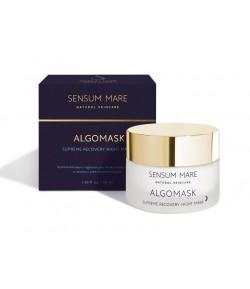 ALGOMASK Hydrostabilizująco regeneracyjna maska nocna - Sensum Mare 50 ml