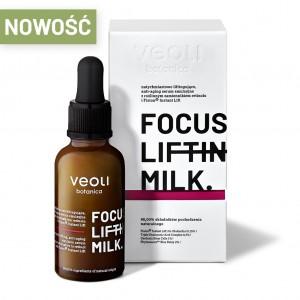 FOCUS LIFTING MILK Natychmiastowo liftingujące anti-aging serum - veoli botanica 30 ml