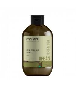 Żel pod prysznic Detox - Morskie minerały i Herbata Matcha  - Ecolatier 600 ml