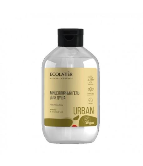 Micelarny pod prysznic - Kaktus i Zielona Herbata  - Ecolatier 600 ml