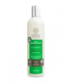 Balsam do włosów - Organiczny Jałowiec - Natura Siberica 400 ml