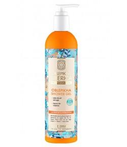 Rokitnikowy żel pod prysznic - Odżywienie i Nawilżenie - Natura Siberica Professional 400 ml
