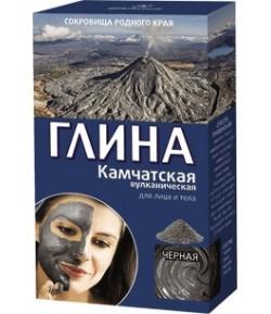 Kamczatska glinka kosmetyczna - czarna - Fitokosmetik 2x50g