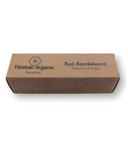 Tybetańskie kadzidła organiczne - Red Sandalwood