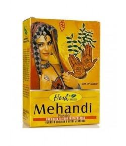 Mehandi - puder do koloryzacji włosów i ciała - Hesh 100 g