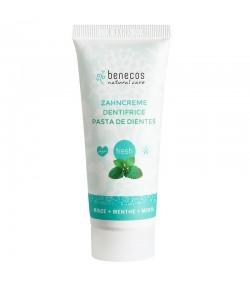 Naturalna miętowa pasta do zębów bez fluoru - Benecos 75 ml