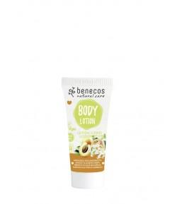 Regenerujący balsam do ciała z morelą Mini - Benecos 30 ml