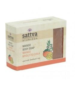 Mydło glicerynowe Mango - Sattva - 125 g