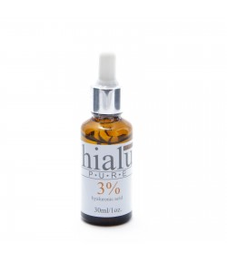 Naturalny Kwas Hialuronowy 3% - Natur Planet 30 ml