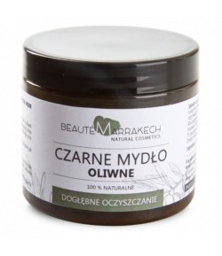 Czarne Mydło (savon noir) - Beaute Marrakech 200 g